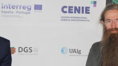 Entrevista Iñaki López a  Aubrey de Grey