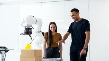 Así serán los robots que cuidarán de ti - Innovación, Investigación