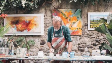La otra cara de la jubilación - Sociedad, Emprendimiento