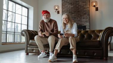Una afición para todas las edades: El auge de gamers senior - Envejecimiento, Sociedad